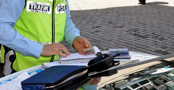 Kocaeli'de 3505 sürücüye ceza