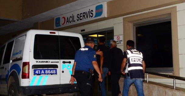 Kocaeli'de aranan kişilere yönelik operasyonda 35 kişi yakalandı