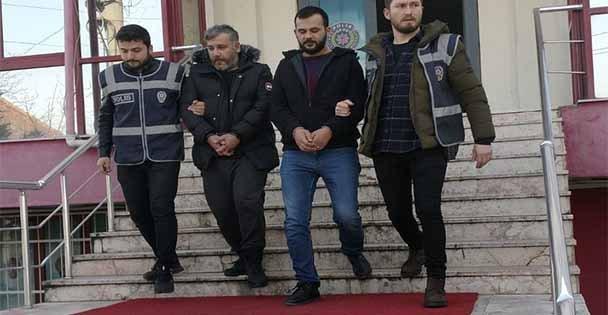 Kocaeli'de bankamatik hırsızlarını bekçiler yakaladı