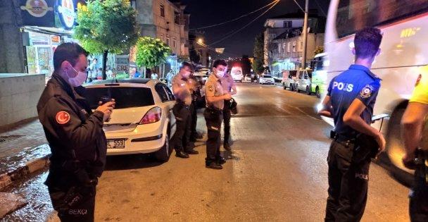 Kocaeli'de çıkan arbedede 1 kişi yaralandı