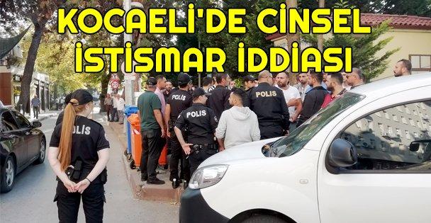 Kocaeli'de cinsel istismar iddiası