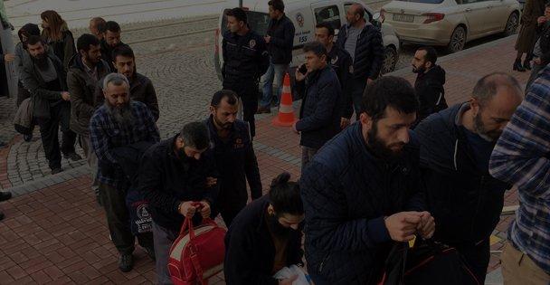 Kocaeli'de DEAŞ operasyonu!