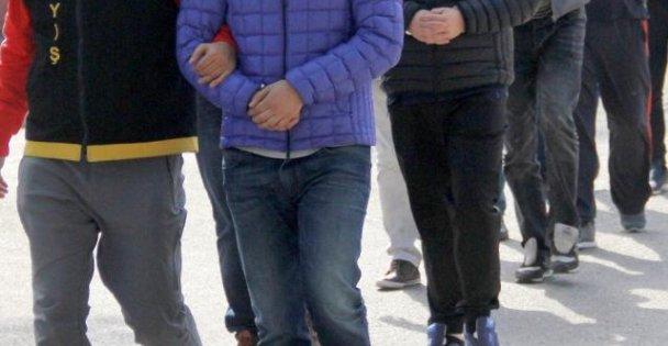 Kocaeli'de FETÖ/PDY operasyonunda 5 şüpheli yakalandı