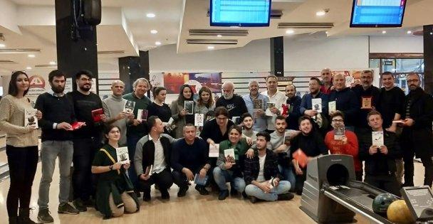 Kocaeli'de gazeteciler bowling turnuvasında bir araya geldi