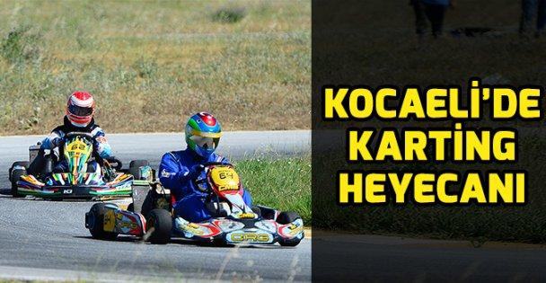 Kocaeli'de karting heyecanı