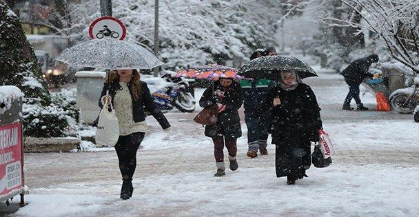 Kocaeli'de Kış!