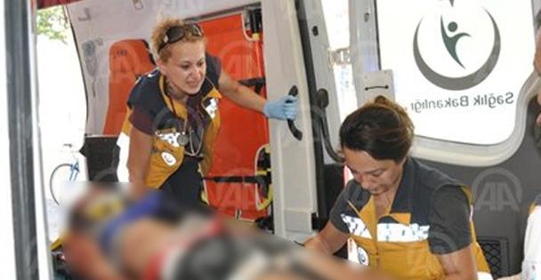 Kocaeli'de kaza: 1 yaralı