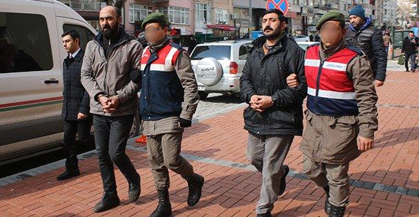 Kocaeli'de sosyal medyadan terör propagandası