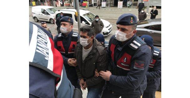 Kocaeli'de terör örgütü propagandası yapan 4 şüpheli adliyede