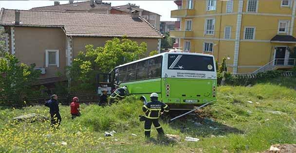 Kocaeli'de trafik kazası: 22 yaralı
