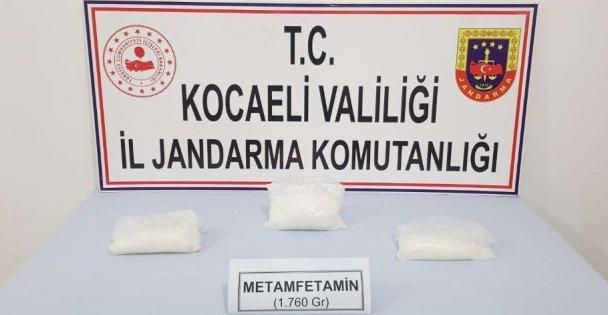 Kocaeli'de uyuşturucu operasyonu!