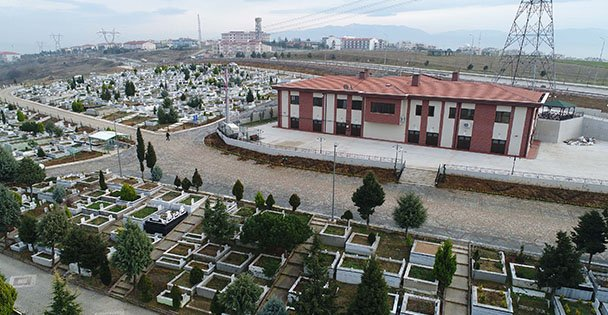 """'Kocaeli'deki 843 mezarlığın envanteri hazırlandı"""""""