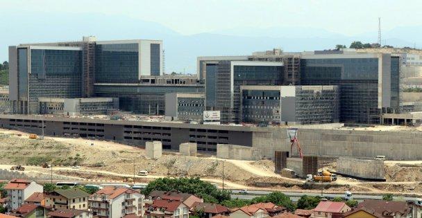 Kocaeli'deki sağlık yatırımları pandemi sürecinde hız kesmedi