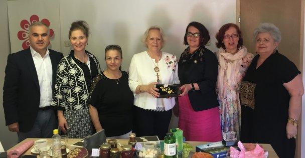 Kocaelili kadın girişimciler Bosna Hersek'te