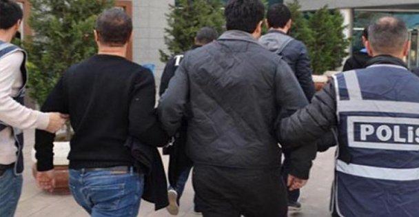 KOCAELİ'NDE FETÖ/PDY soruşturması