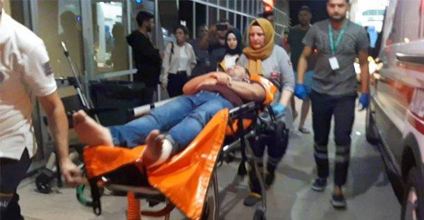 Gebze'de silahlı kavga: 2 yaralı