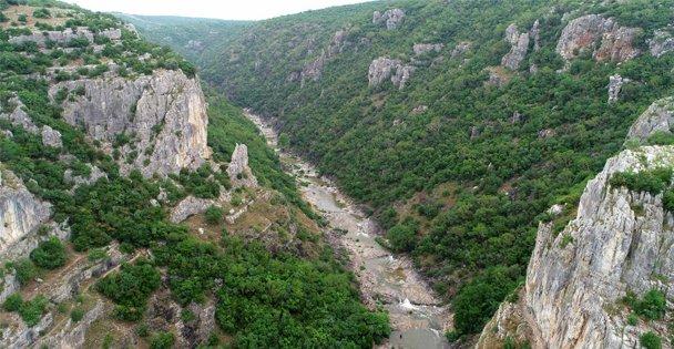 """Kocaeli'nin doğa sporları merkezi 'Ballıkayalar"""""""