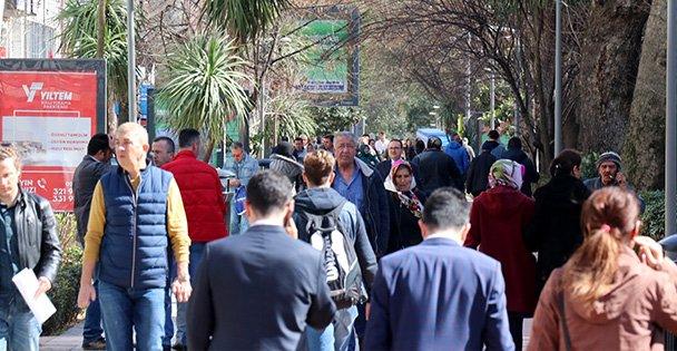 Kocaeli'nin nüfusu 2 milyona ulaştı