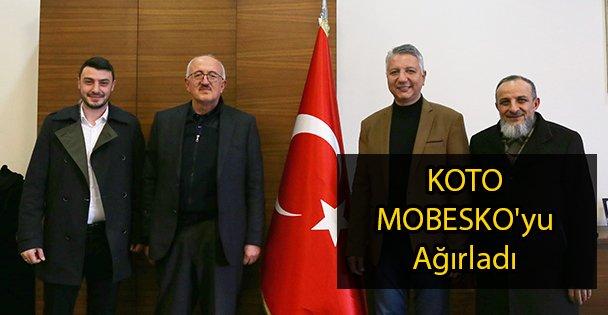KOTO MOBESKO'yu Ağırladı