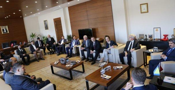 KOTO'dan Bosna Hersek Toplantısı
