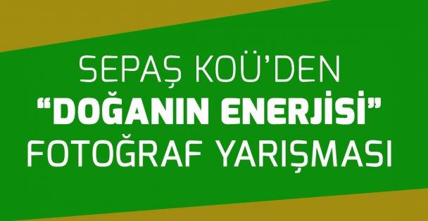 """'Doğanın Enerjisi"""" fotoğraf yarışması"""
