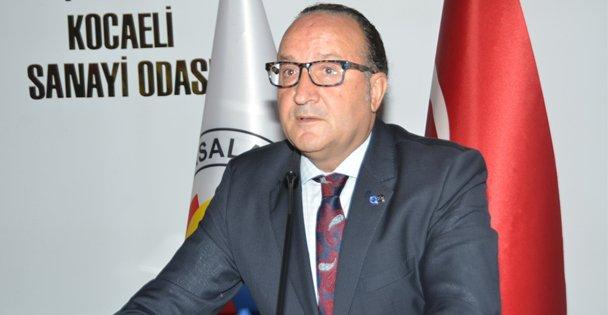 KSO Başkanı Ayhan Zeytinoğlu dış ticaret rakamlarını değerlendirdi