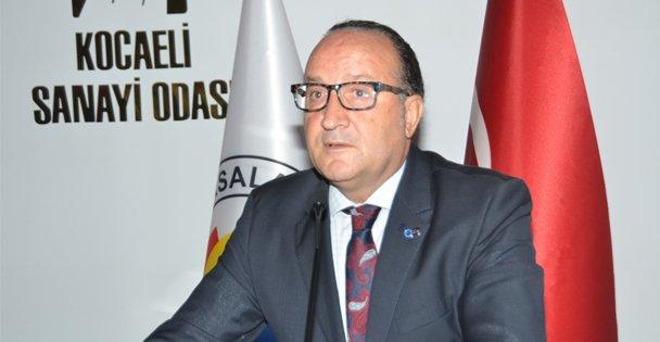 KSO Başkanı Zeytinoğlu ekim ayı sanayi üretimini değerlendirdi