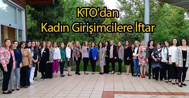 KTOdan Kadın Girişimcilere İftar