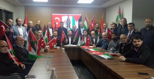 Kudüs İslamındır Toplantısı