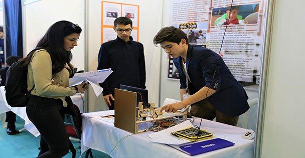 Liseler proje yarışmasının açılış töreni yapıldı