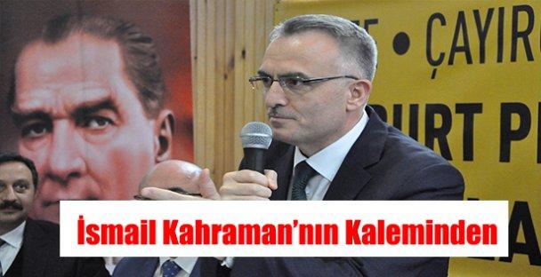 Maliye Bakanı Gebze'nin Trafik Sorununuda Çözmeli