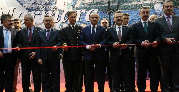 Marmara Boat Show, kapılarını açtı