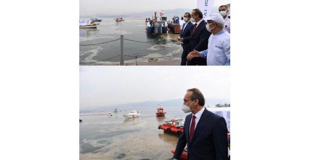 Marmara Denizi Temizlenebilecek mi…?