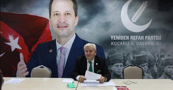 Mehmet Aras'dan Ülke Ve Parti Gündemine Dair Açıklamalar