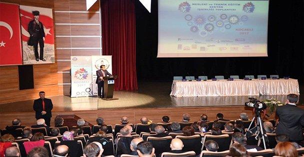 Mesleki ve Teknik Eğitim Sektör İşbirliği Toplantısı!