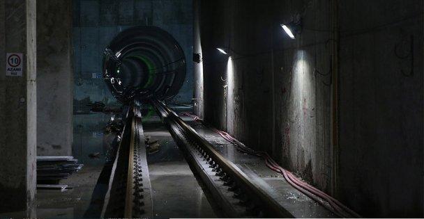 Metro hattını bakanlık yapacak
