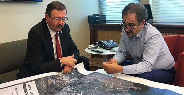 Metro projesi için önemli adım