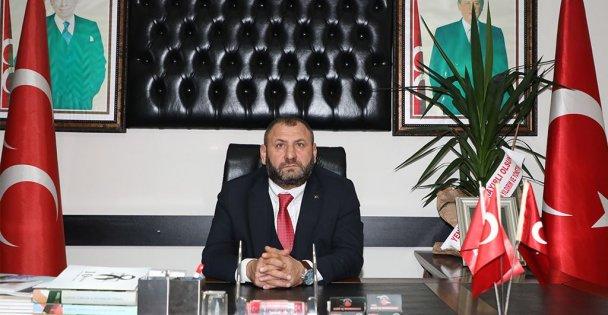 MHP Dilovası İlçe Başkanı Ayazdan Ramazan Bayramı Mesajı