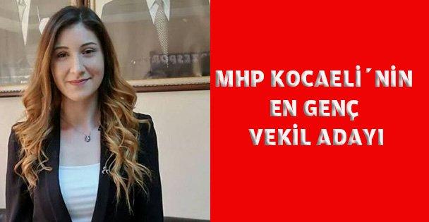 MHP Kocaeli en genç vekil adayı