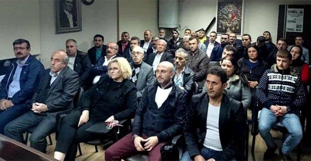 MHP'de istişare toplantısı!