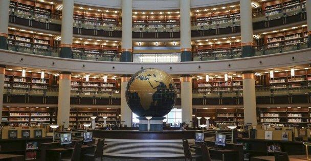 Millet Kütüphanesi Açılıyor