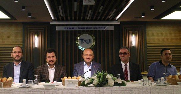 Bakanı Işık, mühendislerle buluştu