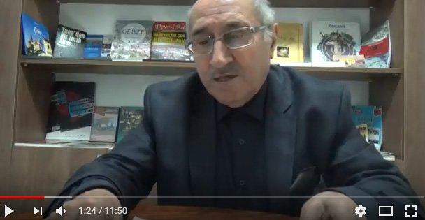 Muhsin Bozkurt ile Tarih Sohbetleri 8 / Tarih ve İnsan İlişkisi