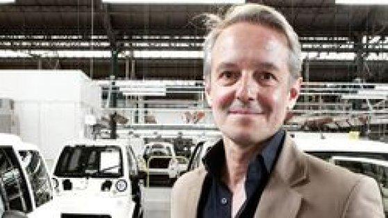 Murat Günak, TOGG'da Tasarım Lideri oldu