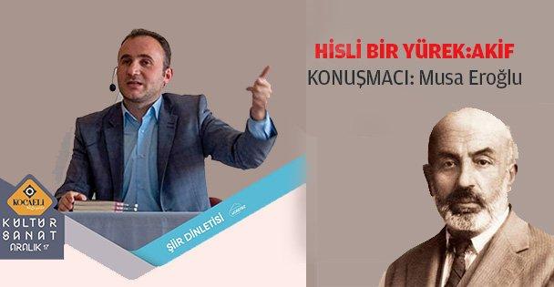 Musa Yaşaroğlu, İstiklal şairimizi anlatacak