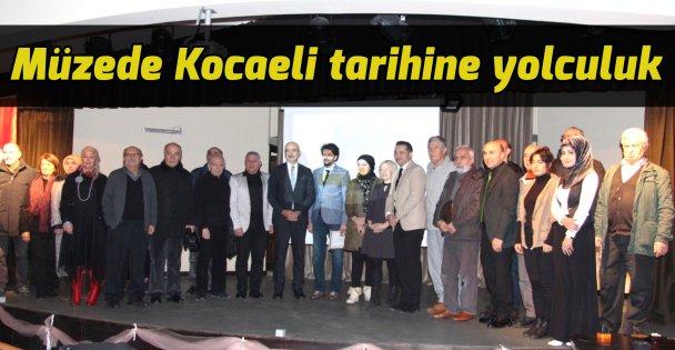 Müzede Kocaeli tarihine yolculuk