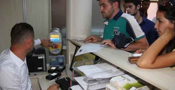 Öğrenci kartlarını vize yaptırmayı unutmayın