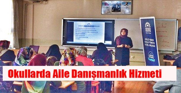 Okullarda Aile Danışmanlık Hizmeti