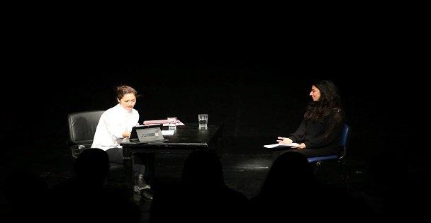 """'Okuma Tiyatrosu"""" seyirciyle buluşuyor"""