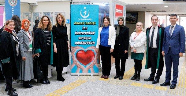 Organ Bağışına Destek